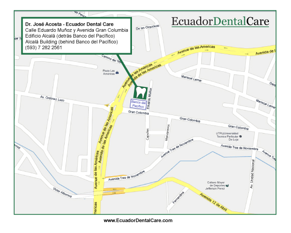 ecuador-dental-care-map